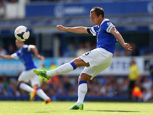 Martinez: 'Jagielka is fit to face Man City'