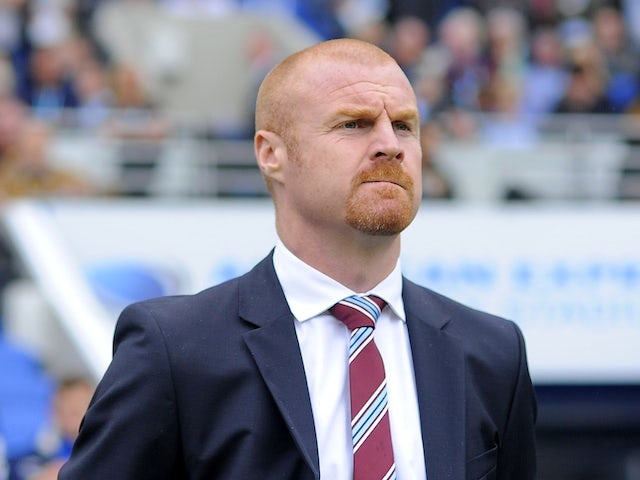 Burnley boss Sean Dyche, photographed on August 24, 2013