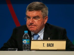 IOC president does not want the Tokyo Games to be held without spectators