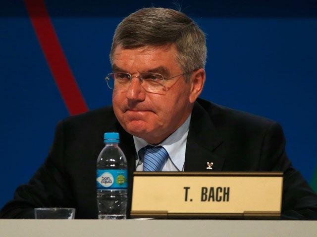 IOC President Thomas Bach hopes overseas spectators can attend Tokyo Olympics