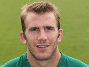 Tom Croft of Leicester Tigers poses for a portrait at the photocall held at Welford Road on August 16, 2013