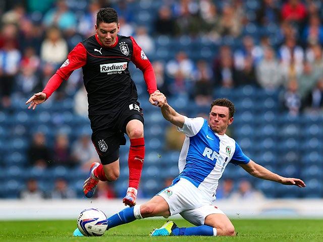 Result: Blackburn, Huddersfield play out goalless draw