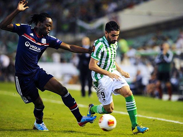 Result: Betis, Lyon in goalless draw