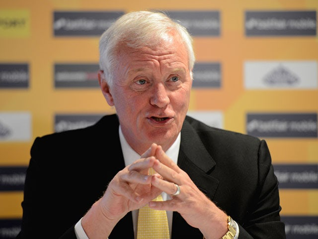 Barry Hearn confirms Anthony Hamilton withdrawal