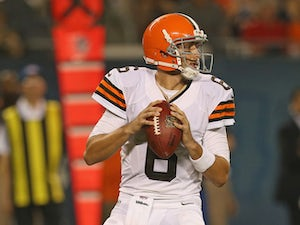 Half-Time Report: Browns cruising against Steelers