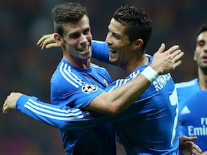 Ancelotti: 'Bale will play against Malaga'