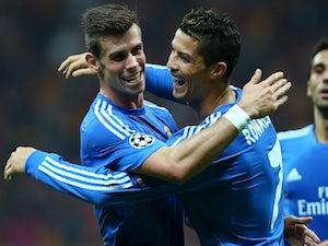 Madrid put six past Galatasaray