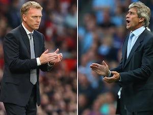 Manchester derby: Five key battles