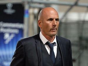 Report: Marseille sack Elie Baup