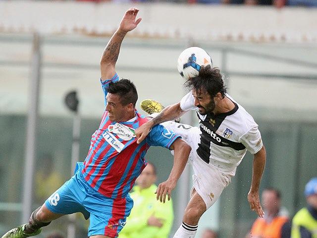 Result: Catania relegated despite win