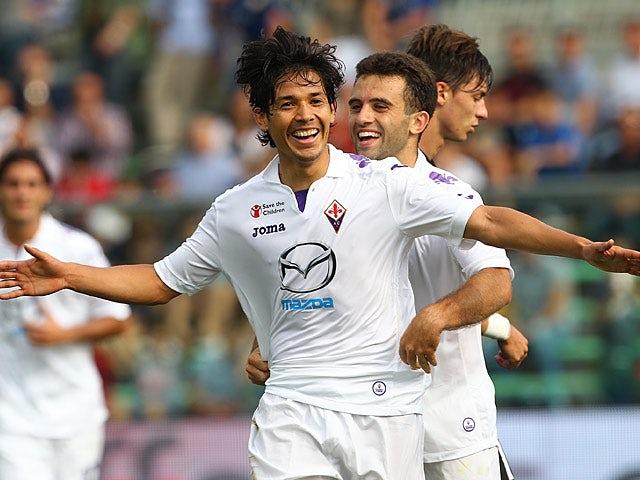 Result: Nine-man Fiorentina strike late to draw