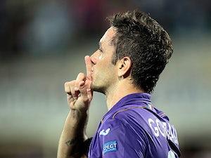 Result: Fiorentina thrash Pacos de Ferreira
