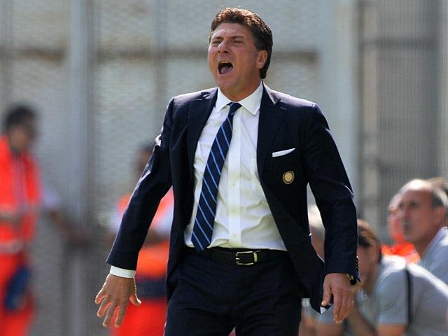 Result: Inter see off Verona