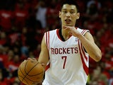 Houston's Jeremy Lin in action against Oklahoma City Thunder on May 3, 2013