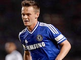 Chelsea's Josh McEachran in action in a pre-season friendly against Indonesia All-Stars on July 25, 2013