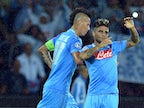 Lorenzo Insigne's agent plays down injury fears
