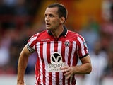 Sheffield United's Michael Doyle in action against Notts County on August 2, 2013