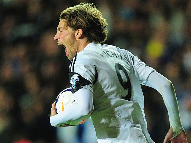 Result: Michu equaliser earns Swansea a point