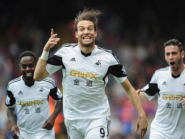 Result: Swans brush aside Palace