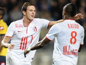 Result: Lille drop points to Rennes