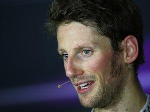Grosjean confident of Lotus points