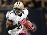 New Orleans Saints' Roman Harper in action against San Diego Chargers on October 7, 2012