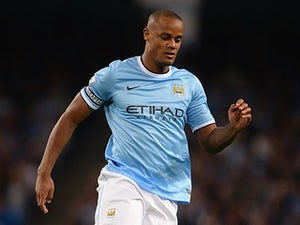 Team News: Kompany returns for Manchester City