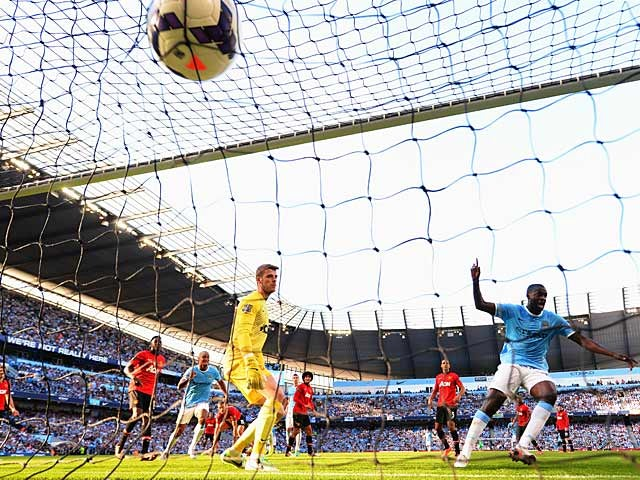 Result: Breathtaking Man City destroy Utd