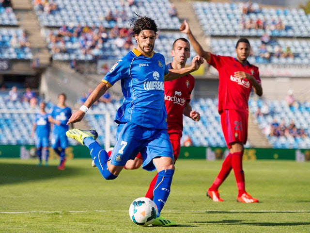 Result: Getafe, Elche share goalless draw
