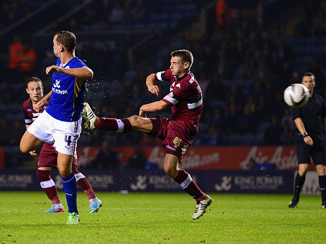 Result: Knockaert inspires Leicester comeback