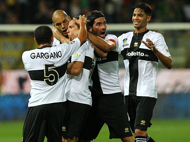 Result: Parma beat Atalanta in thriller