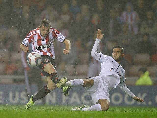 Result: Sunderland through after Peterborough win