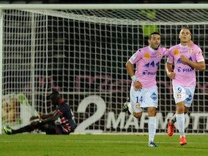 Bordeaux earn Evian TG draw
