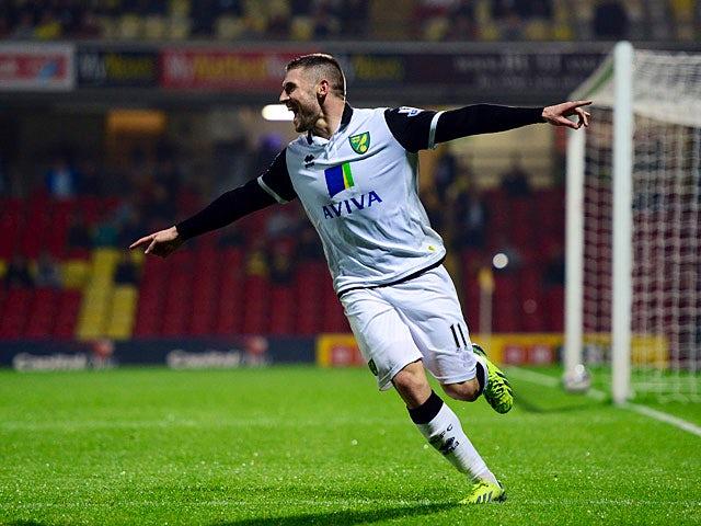 Result: Hooper brace seals Norwich comeback