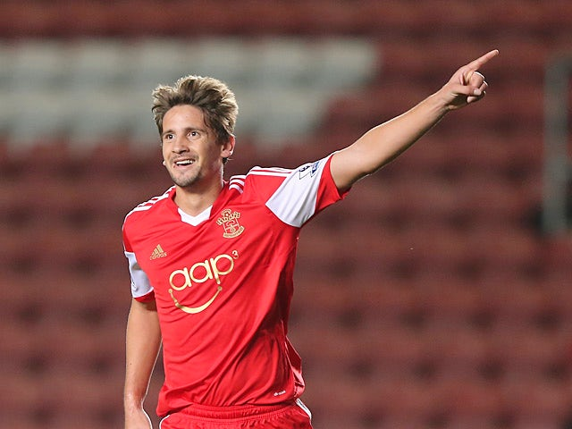 Result: Southampton into fourth round