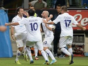 Live Commentary: Fiorentina 3-0 Pandurii Targu Jiu - as it happened