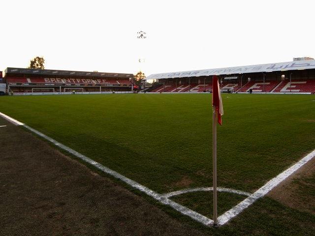 Brentford vs. Crawley Town postponed