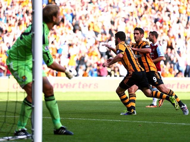 Result: Hull secure narrow win