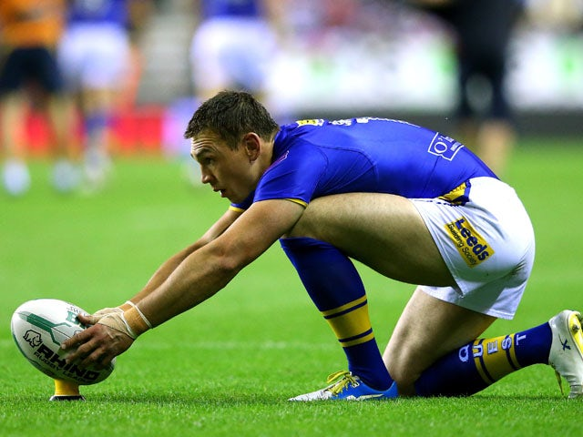 Result: Leeds edge out Castleford to go top