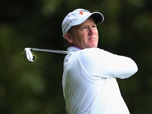 Marcus Fraser leads the way in Hong Kong