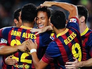 Neymar hoping for El Clasico win