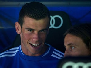 Team News: Bale misses out for Real Madrid