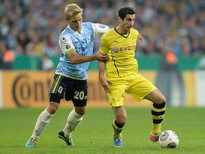 Dortmund through to third round