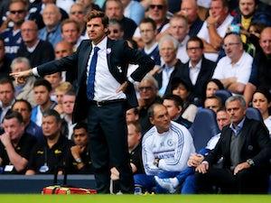 AVB hoping to bounce back against Villa