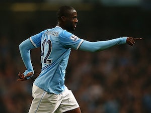 Toure hails attacking ability