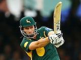Nottinghamshire's Alex Hales bats against Glamorgan on September 21, 2013