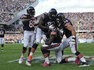 Half-Time Report: Bears lead Cowboys