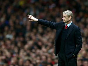 Wenger confident of qualification