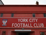 General view of York City's ground Bootham Crescent on July 13, 2011