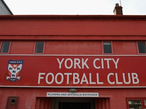 Half-Time Report: Goalless between York, Shrewsbury